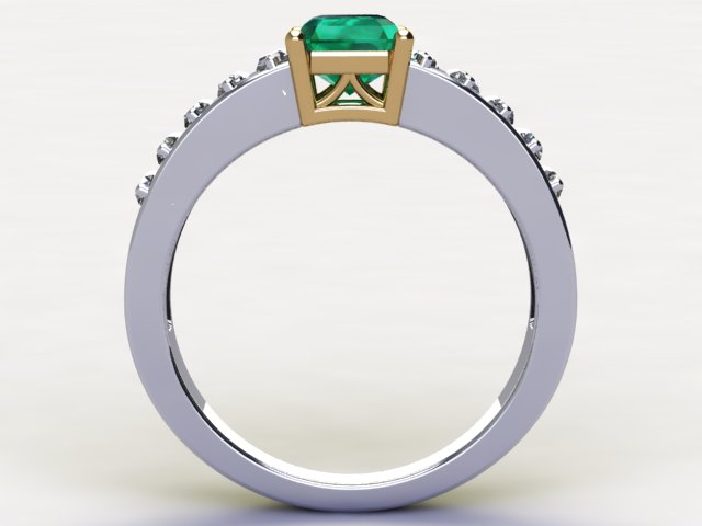 emerald diamond rings dallas 1