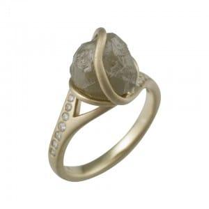 Rough Diamond Orbit Ring 300x300 1, Shira Diamonds