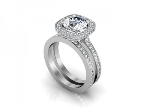 round halo diamond rings dallas 1