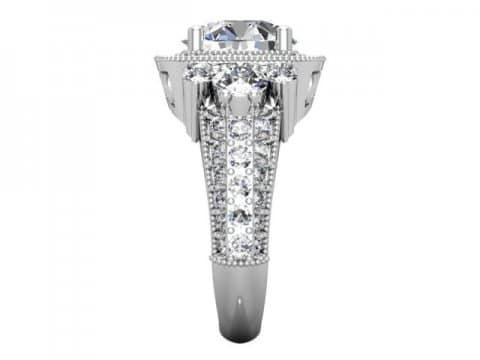 wholesale round diamond rings dallas 2