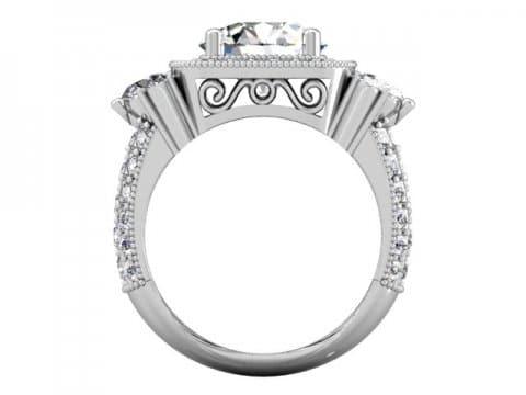 wholesale round diamond rings dallas 3