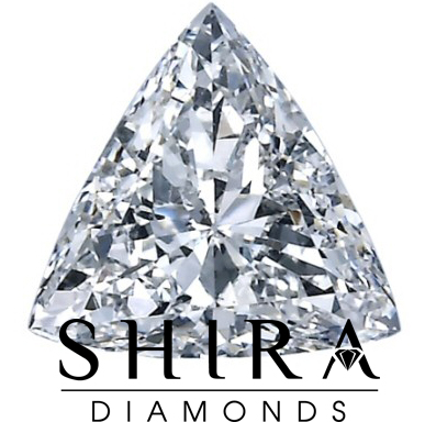 Trillion Diamonds in Dallas - Shira Diamonds