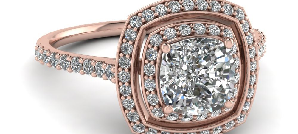 cushion diamond engagement rings dallas