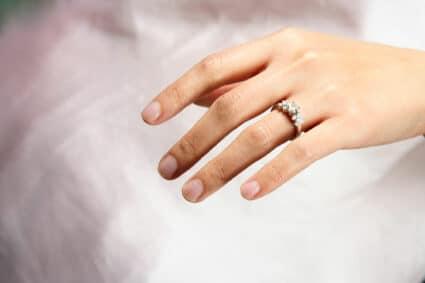 shop diamond engagement ring - Shira Diamonds