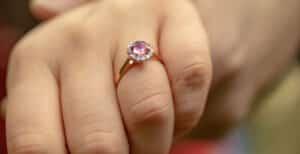 Benefits Of Halo Engagement Ring 300x154, Shira Diamonds