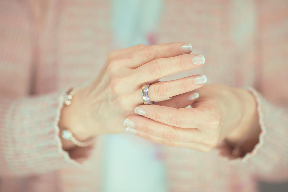 Wedding Ring, Shira Diamonds