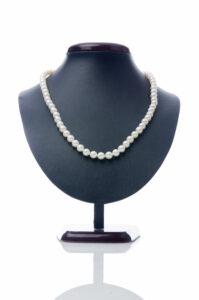 Pearl Necklace Trends Shira Diamonds 199x300, Shira Diamonds