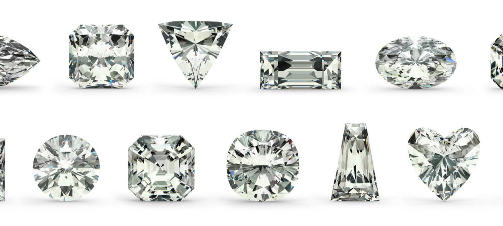 different cuts of diamonds - Shira Diamonds