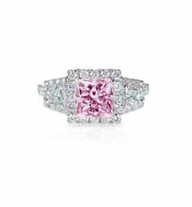Princess Cut Engagement Ring Shira Diamonds 278x300, Shira Diamonds