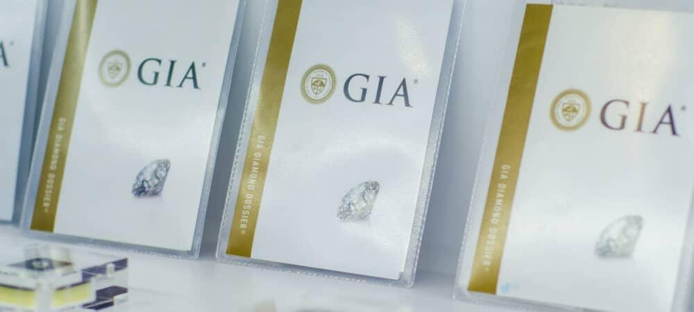 GIA certified diamonds - Shira Diamonds