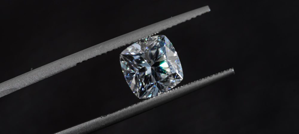 cushion cut diamond settings - Shira Diamonds